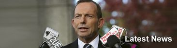 Tony Abbott Latest News