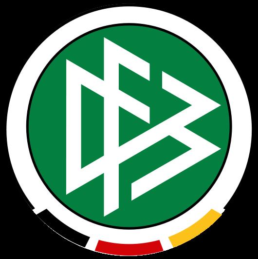 Germany DFB Football Logo 2012