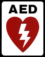 aed defibrillator logo