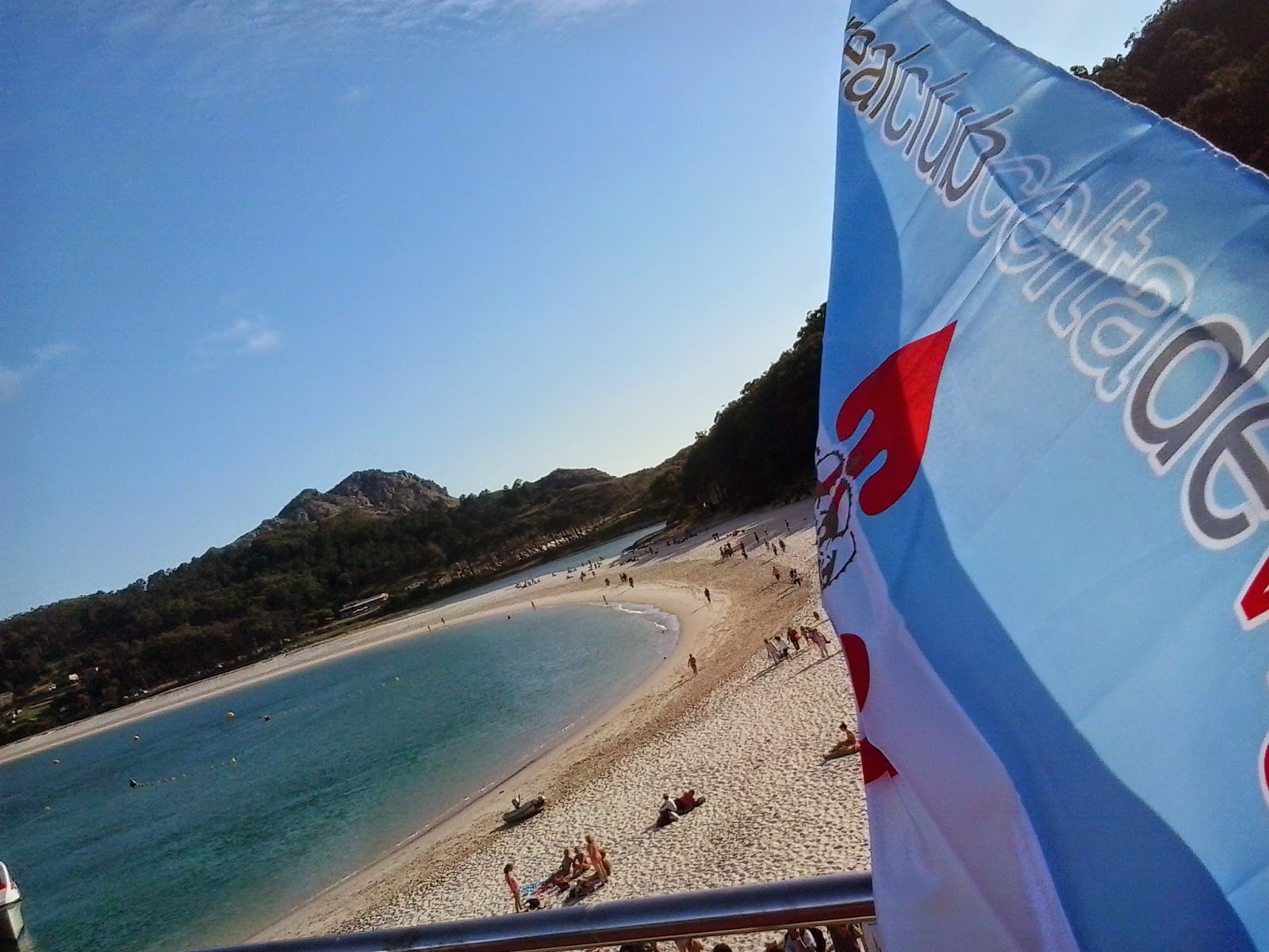 Playa de Rodas, Celta