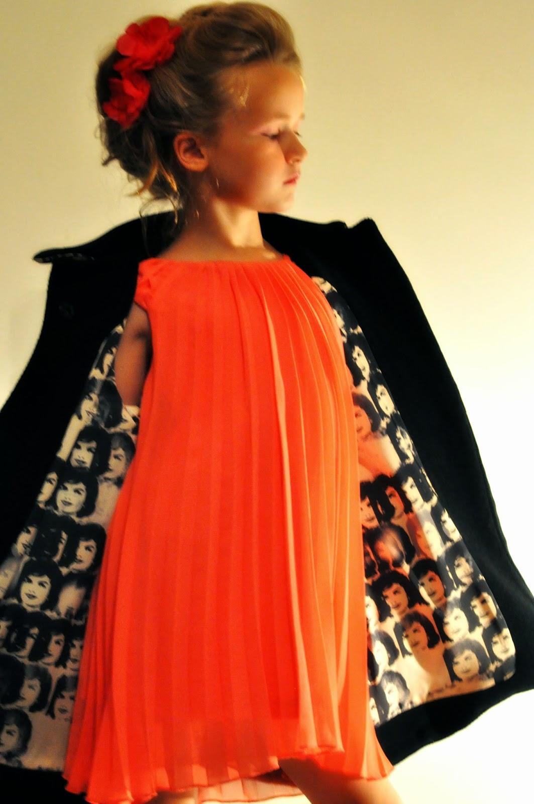 Jackie jas Iene Miene naaien sewing kindermode DIY kinderkleding