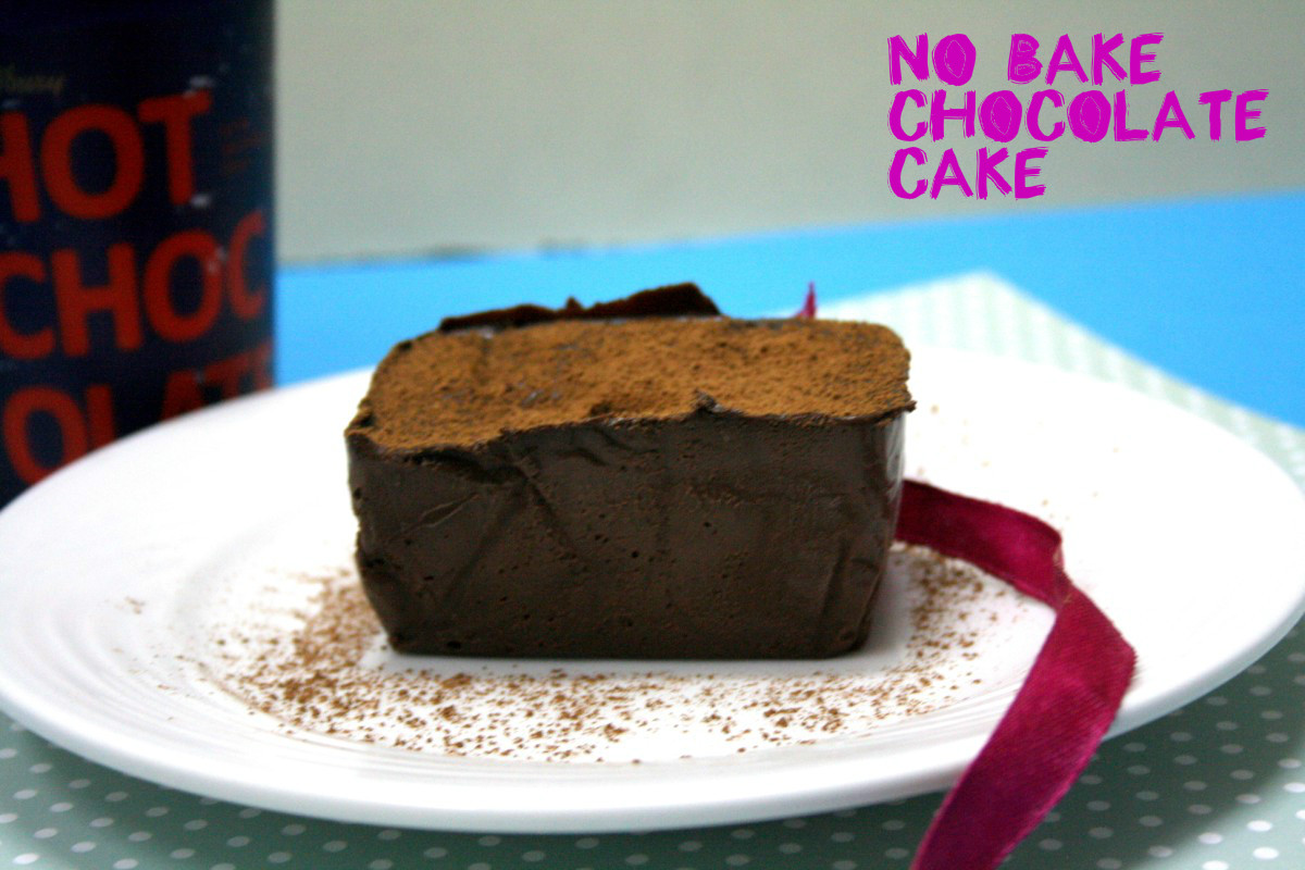 Cooking 4 all Seasons: No Bake Chocolate Cake ~ No Bake Desserts