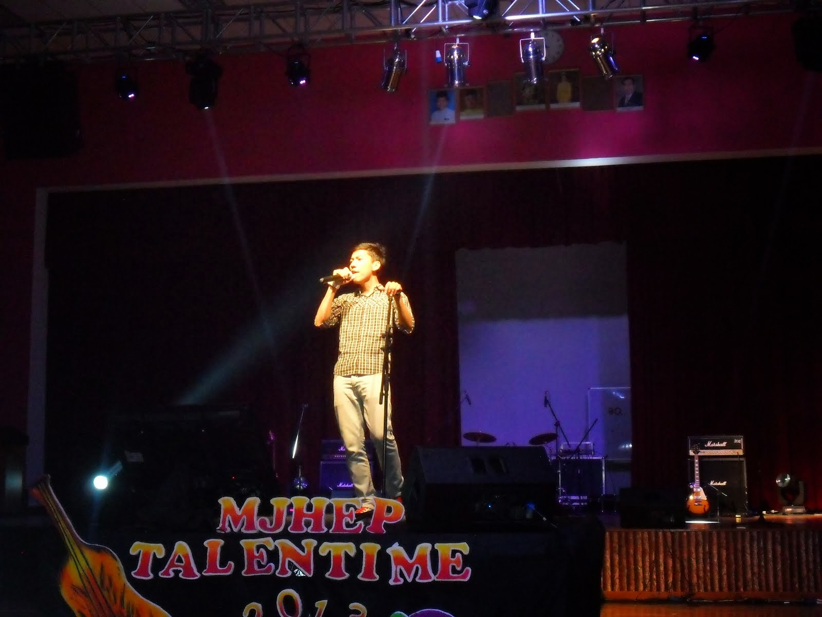 MJHEP (JAD) Talent Time 2013