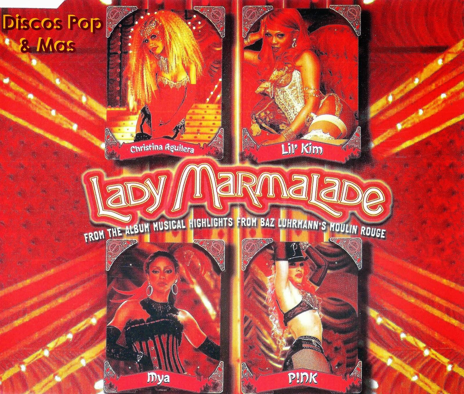 la cancion lady marmalade: