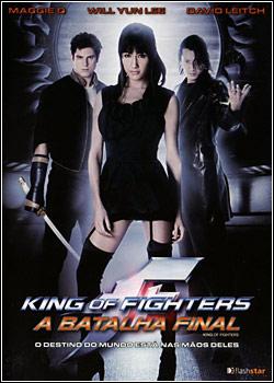 Download The King of Fighters A Batalha Final BRRip RMVB Dublado