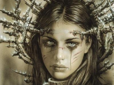 Fantasy Art Luis Royo