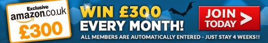 Win £300 every month!