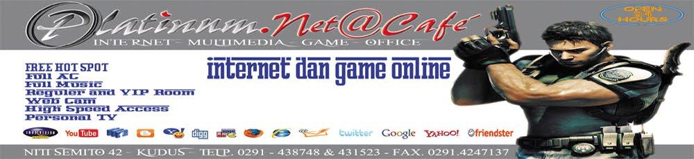 PlatinumNetCafe Kudus