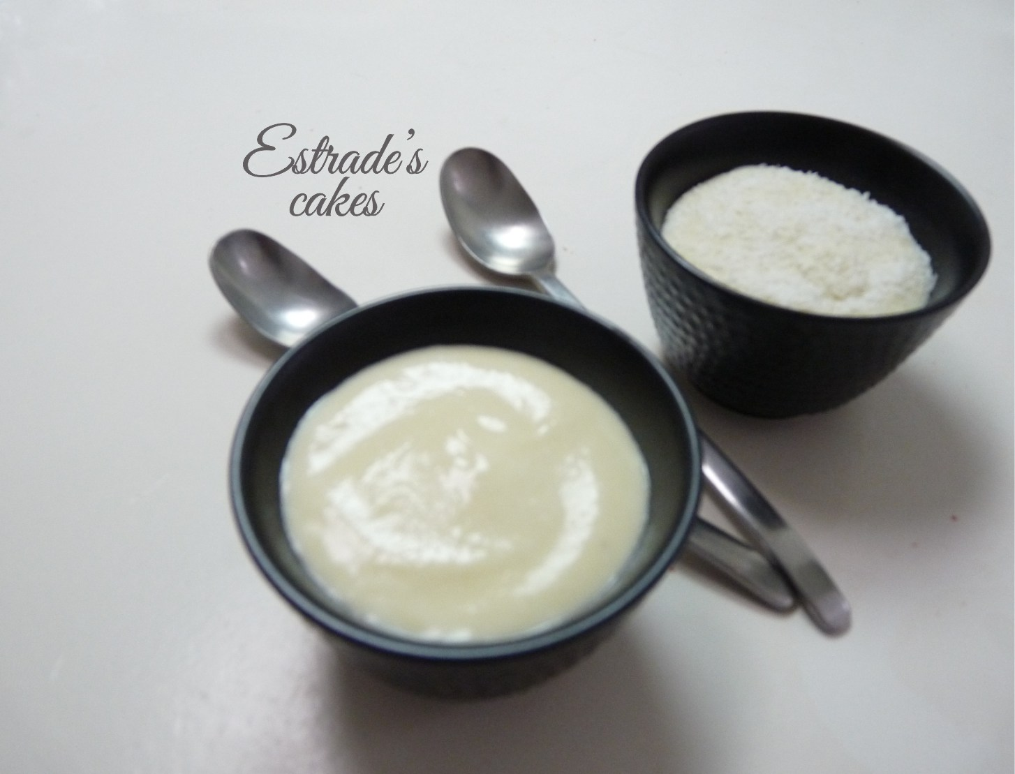 receta de mousse de coco - 2