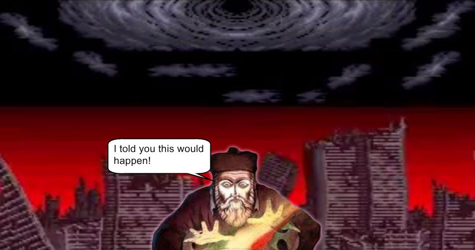 Nostradamus Fanboy