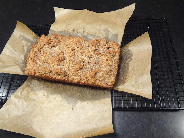 Paleo Nut Bread