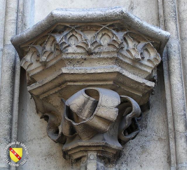 SAINT-NICOLAS-DE-PORT (54) - Basilique Saint-Nicolas (Extérieur -Façade occidentale)