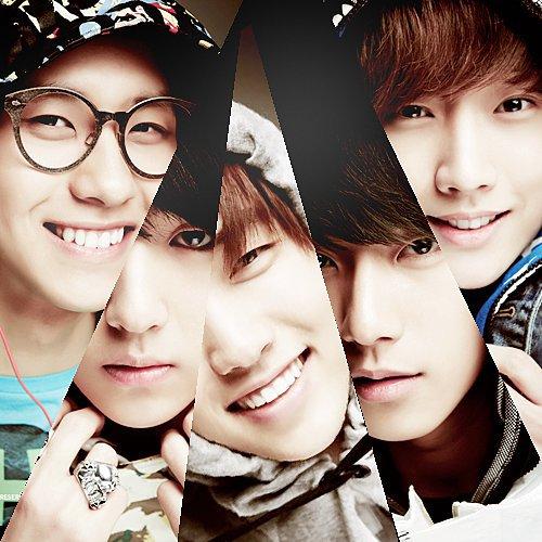 Korean Artist Profile : B1A4 Profile