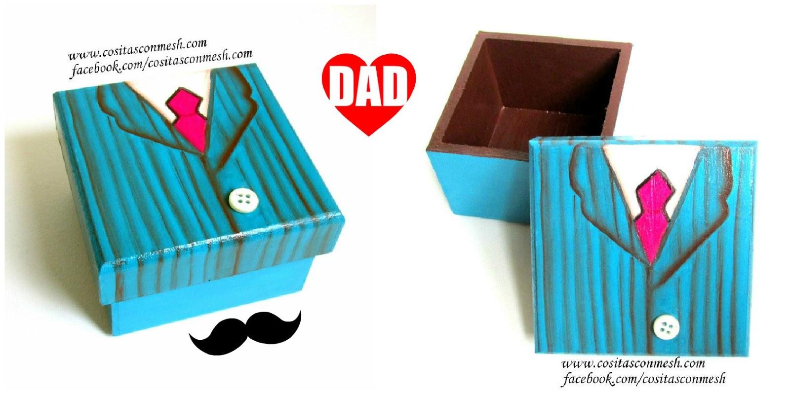Qu regalar en el d a del padre cositasconmesh - Que regalar a un padre ...