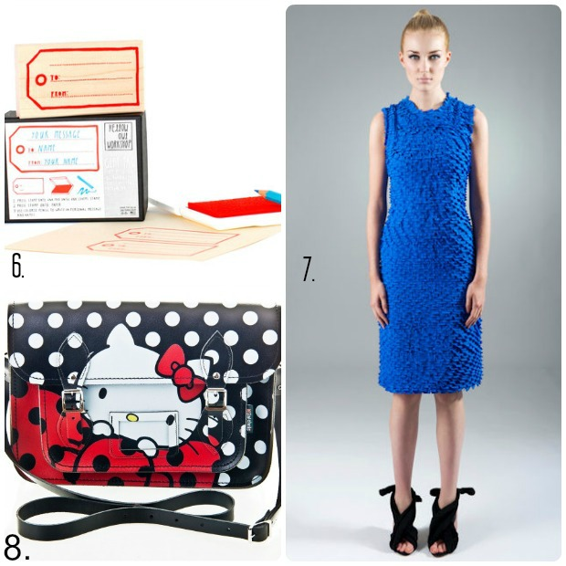 Christmas Gift Guide Hello Kitty Satchel Yan To dress