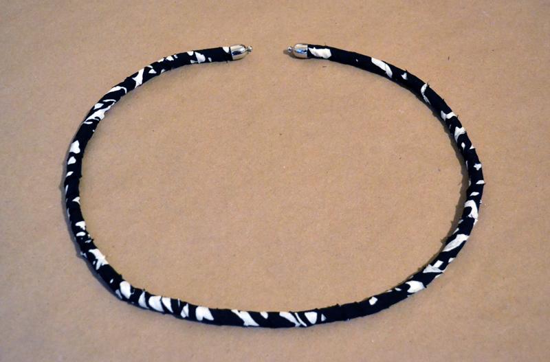 Shine Trim: DIY: Shourouk Inspired Necklace