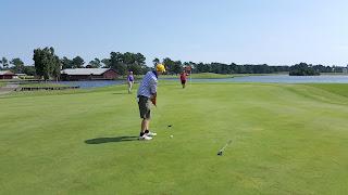 Mar O War Golf Course hole 9