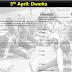 raahgiri day dwarka 5th April activity schedule