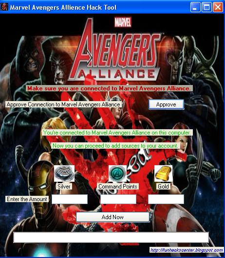 Hack Para Marvel Avengers Alliance Facebook