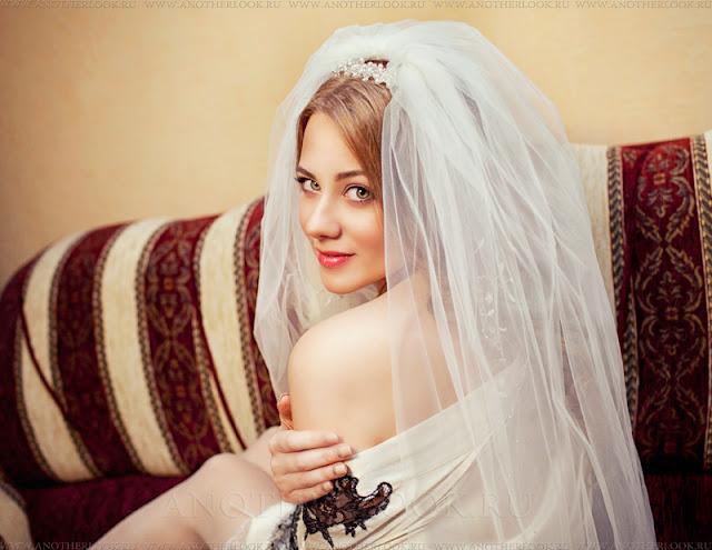 Красивая невеста фотосессия