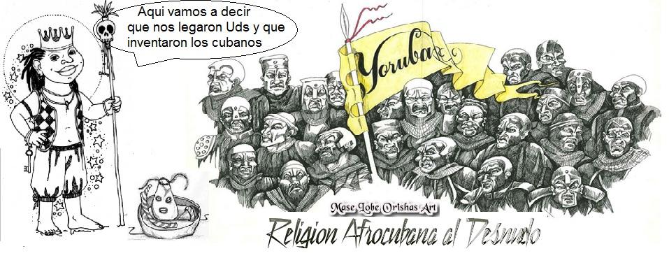 Religion Afrocubana al Desnudo