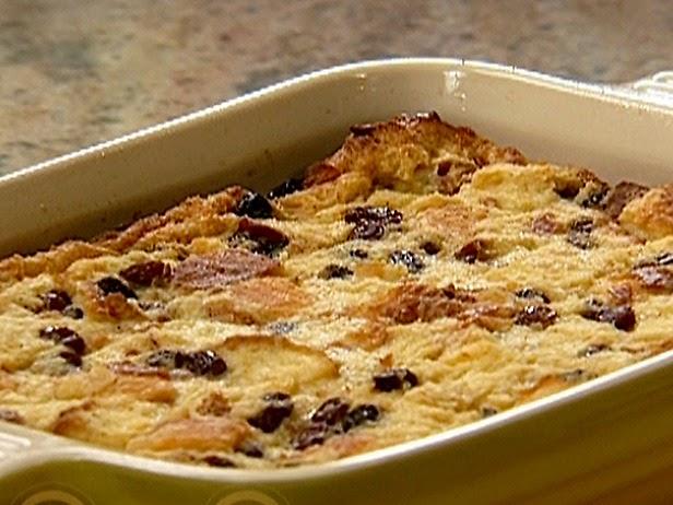 Mary's Writing Nook: Grandma's Bread Pudding