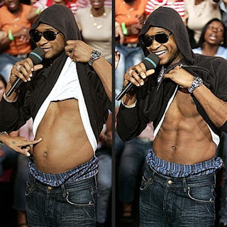 Usher Loves Photoshop