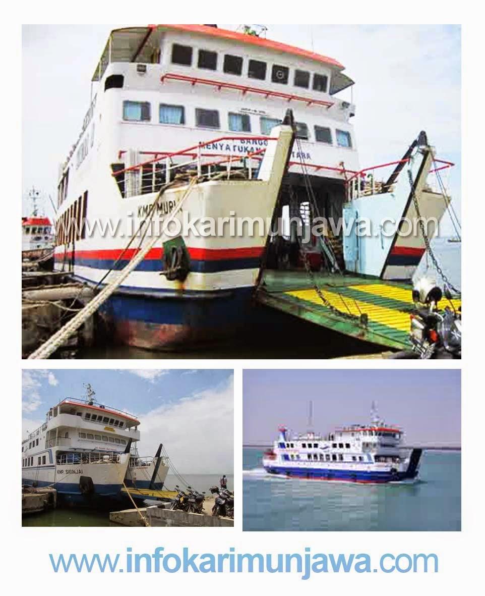 Kapal Siginjai Jepara karimunjawa