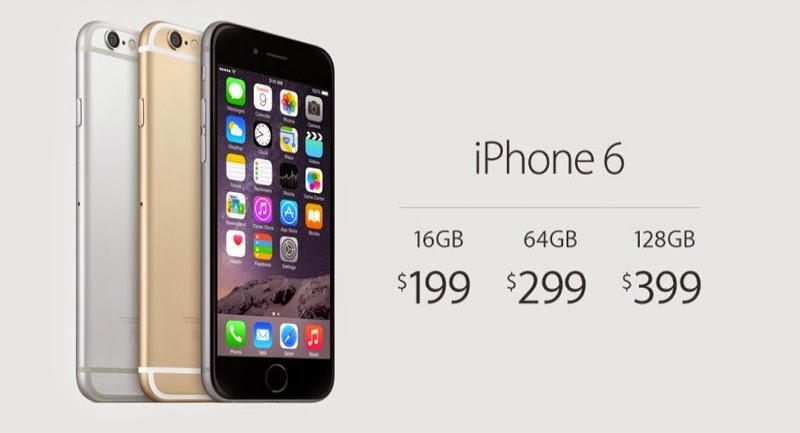 newest iphone 6 price