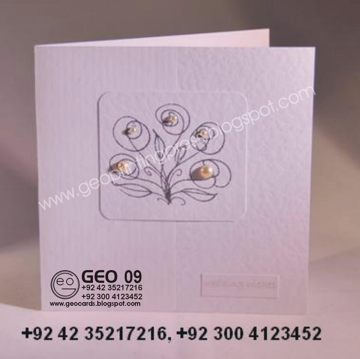 Geo printing communication wedding cards m4hsunfo