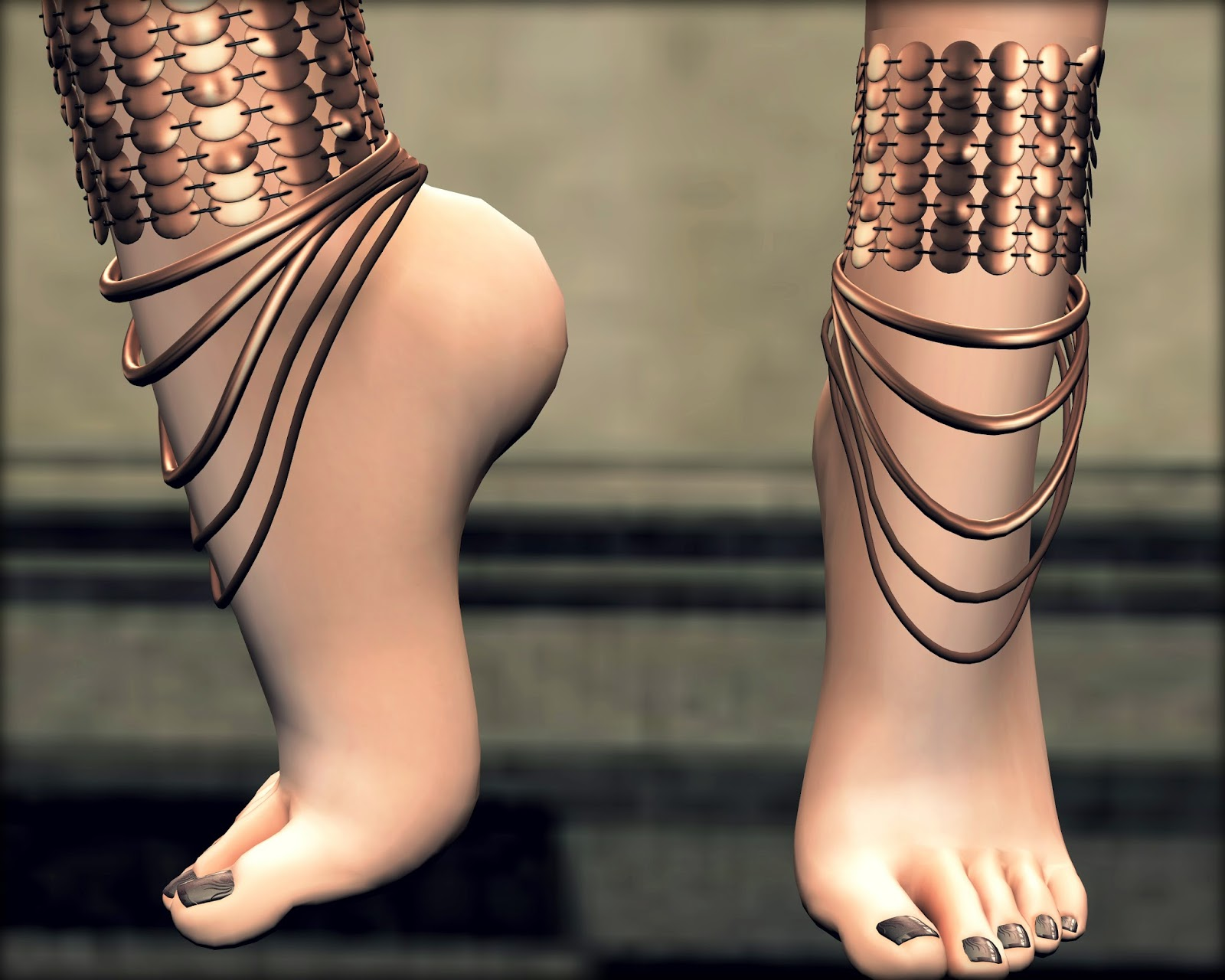 promagic warrior anklet