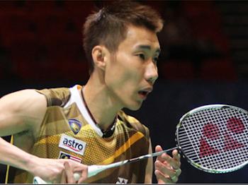 Datuk Lee Chong Wei Juara Badminton Terbuka China 2015