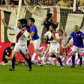 Descensos y Ascensos Liga Española 2012 - 2012