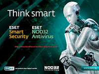 Eset Smart Security antivirus password and username eve gratis 2013