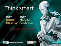 Eset Smart Security antivirus password and username eve gratis 2013