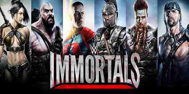 WWE Immortals Hack Mod Apk