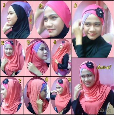 Jilbab on Cara Memakai Hijab