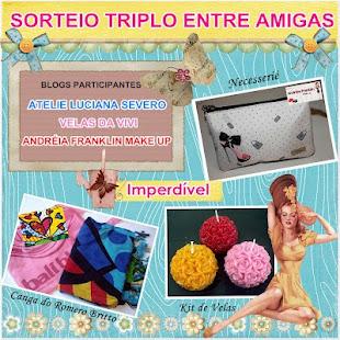 TEM SORTEIO TRIPLO ! CLIQUE AQUI E PARTICIPE !!