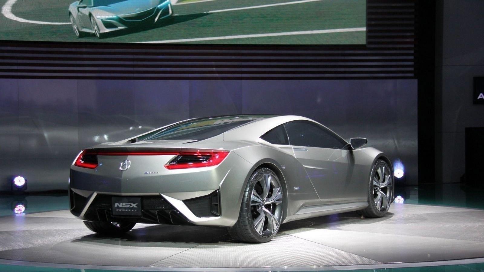 Model Mobil Acura Terbaru 2013