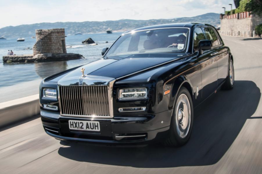 #6 Rolls-Royce Phantom Extended Wheelbase