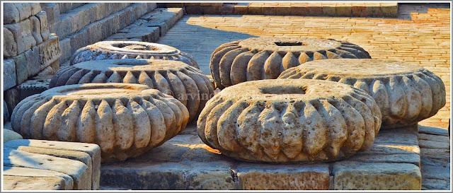 Kangra, Kangra Fort, stone, ruins,