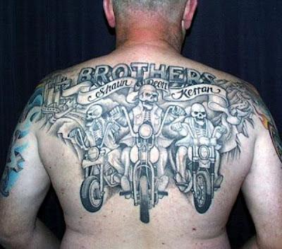 harley davidson tattoos