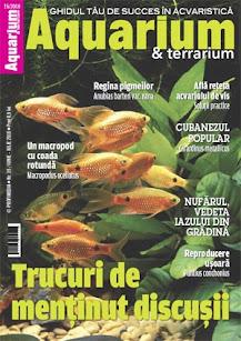 Aquarium & Terrarium - nr 15 Iunie/Iulie 2010 (Profipet)