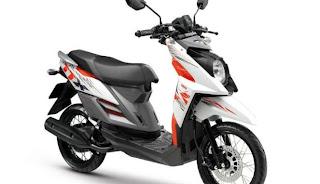 Yamaha Indonesia Luncurkan Skutik Trail