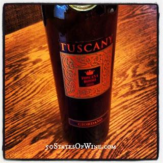 Giordano Wines Toscano Rosso