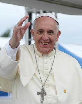 Le Pape à Manille, créer des « cercles d'intégrité », des réseaux de solidarité