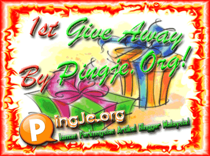 http://www.pingje.org/static/1st-give-away-by-pingje-org/
