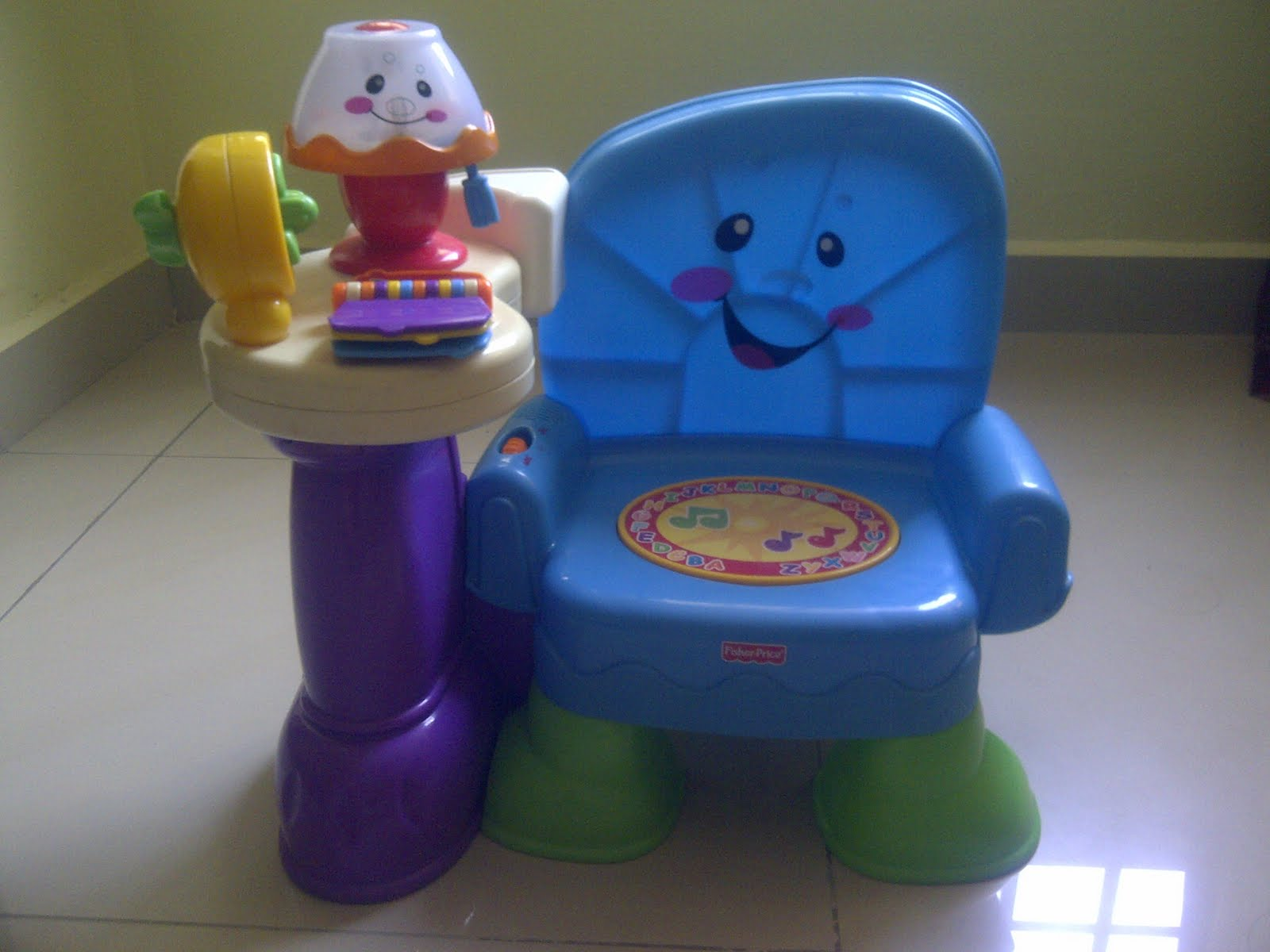 special toys shop fisher price musical learning chair