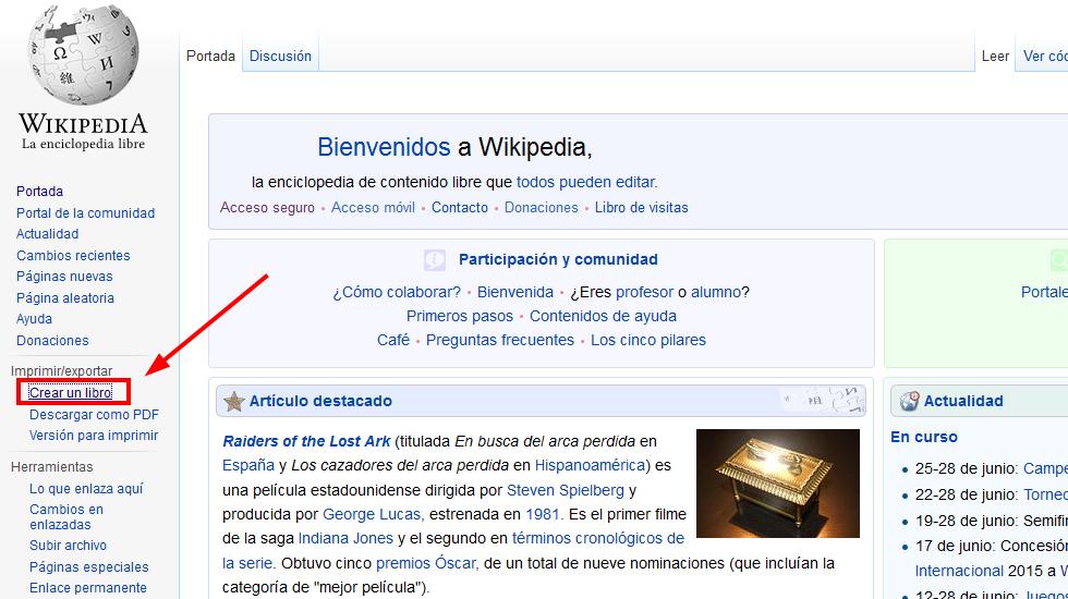 Wikilibros. Recopilando páginas de Wikipedia   Blog de Grupo U - photo#10