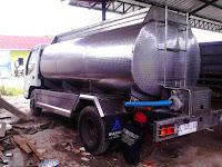 Truck Tangki, Tanki, Tanki BBM, Tangki Air Tawar, Fuel Tank